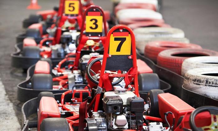 Blue Mountain Go Karts - Collingwood: C$30 for C$60 Worth of Go Karts  at Blue Mountain Go Karts