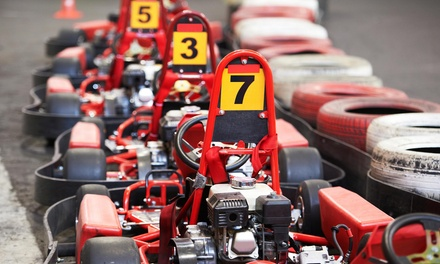 $30 for $60 Worth of Go Karts  at Blue Mountain Go Karts