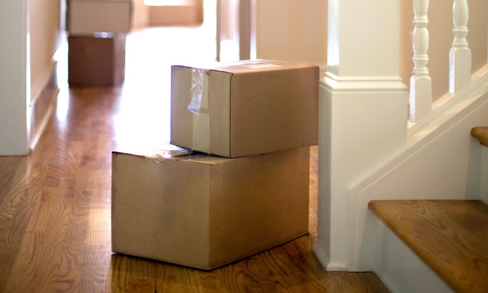 All American Moving and Storage - Granada Hills North: Two, Four, or Six Hours of Moving Services from All American Moving and Storage (Up to 59% Off)