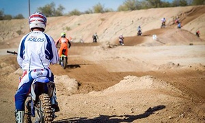 Kalos Racing Technique: Five-Hour Group Motocross Lesson, or Four-Hour Semi-Private Lesson from Kalos Racing Technique (Up to 50% Off)