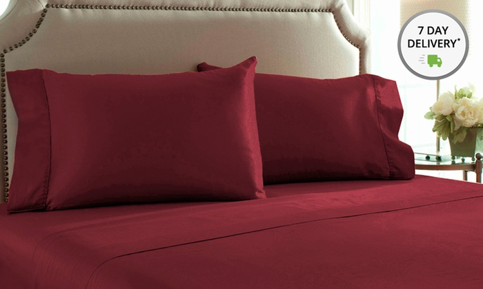 100% Pima-Cotton Sheet Set: 100% Pima-Cotton Sheet Set. Multiple Colors Available. Free Returns.