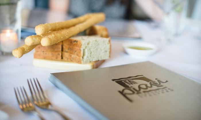 Mi Piaci - University Park: Upscale Modern Italian Cuisine at Mi Piaci (Half Off). Two Options Available.