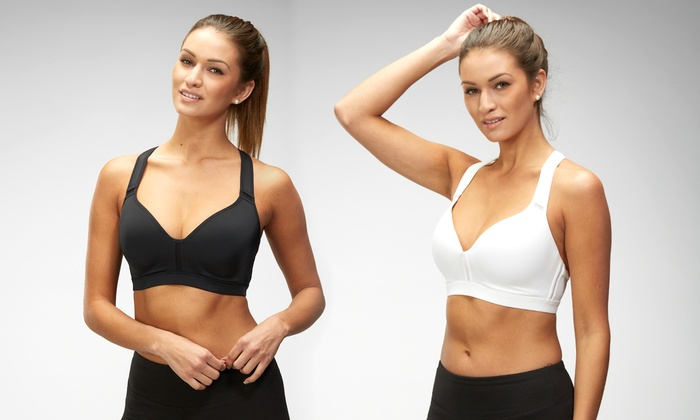 2-Pk. Marika Lift and Shape Sports Bra