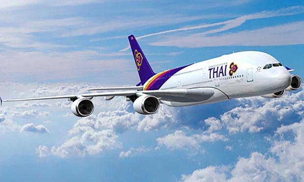 Bangkok: Thai Airways Flights 1