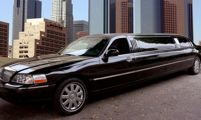 Anthem Limo Service - Napa / Sonoma: Six Hours of Limo Rental from Anthem Limo Service (45% Off)