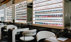 Tao Spa: Classic, Gelish or Chrome Mani Pedi with Optional 30-Minute Reflexology at Tao Spa (Up to 56% Off)