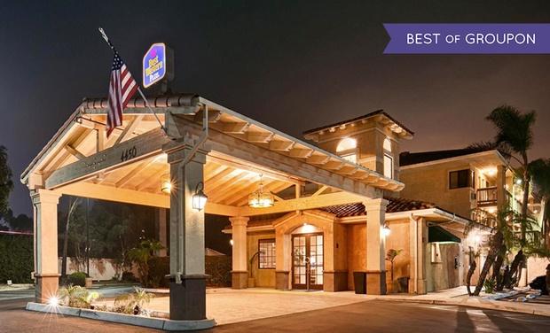Best Western Hotel  Main St Chula Vista Ca