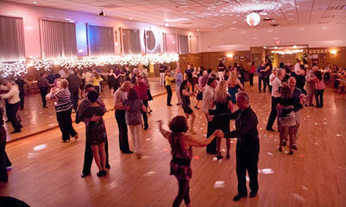 Ballroom Dream - South River: Three or Six Group or One or Four Private Lessons with Social Dances at Ballroom Dream in South River (Up to 85% Off)