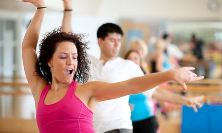 One, Three, or Six Months of Unlimited Zumba Classes at Zumba Dance Toronto (Up to 75% Off)