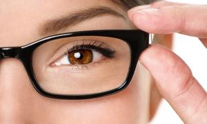 AZ Eye Health: Prescription Glasses with Optional Eye Exam at AZ Eye Health (Up to 81% Off)