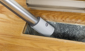 Best Clean Air Duct: Air Duct Package from Best Clean Air Duct (Up to 95% Off). Three Options Available.