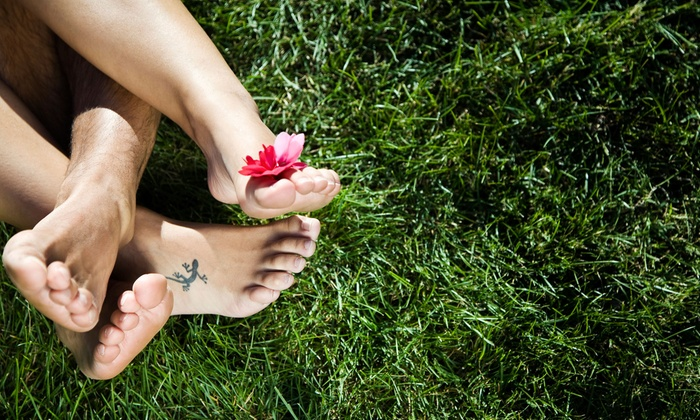 Family Foot Care NYC - Upper East Side: Podiatric Exam with X-rays, or Laser Toenail-Fungus Removal for One or Both Feet at Family Foot Care NYC (Up to 75% Off)