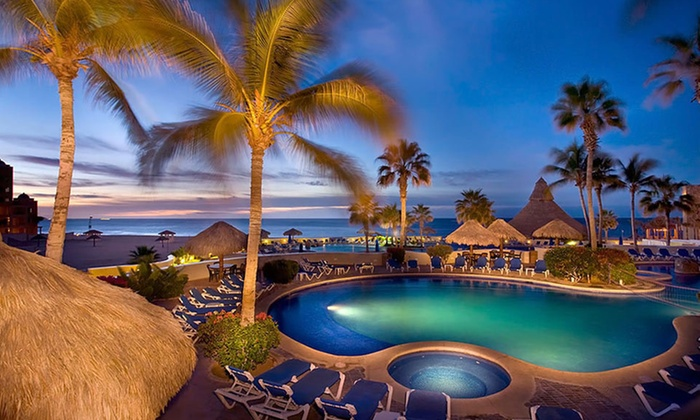 Hotel Finisterra: Four, Five, or Seven Nights with Dinner, Massages, and Airport Transfers at Hotel Finisterra in Cabo San Lucas, Mexico