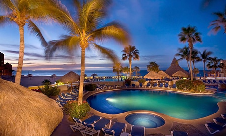 Cliff-Top Resort in Cabo San Lucas