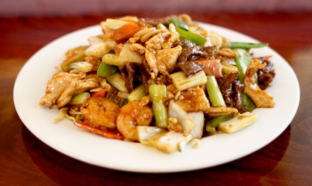 Dinner for Two or Four at Mie Thai (Up to 42% Off). Four Options Available.
