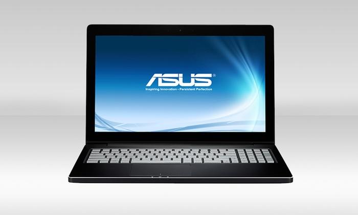 """ASUS 15.6"""" Full 1080p HD Touchscreen Laptop: ASUS 15.6"""" Full 1080p HD Touchscreen Laptop(Q501LA-BBI5T03) (Manufacturer Refurbished). Free Returns."""