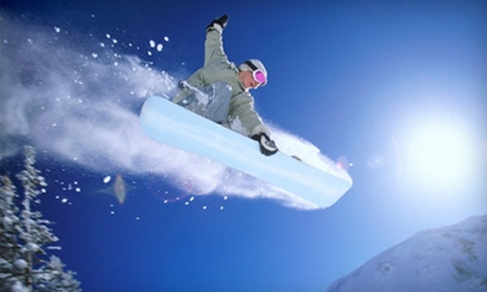 Sleepy Hollow Sports Park - Des Moines: $55 for All-Day Lift Access for Two with Ski, Snowboard, Tube, and Sled Rental at Sleepy Hollow Sports Park ($110 Value)