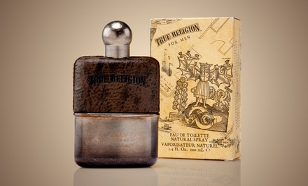 True Religion for Men Eau de Toilette; 3.4 Fl. Oz.