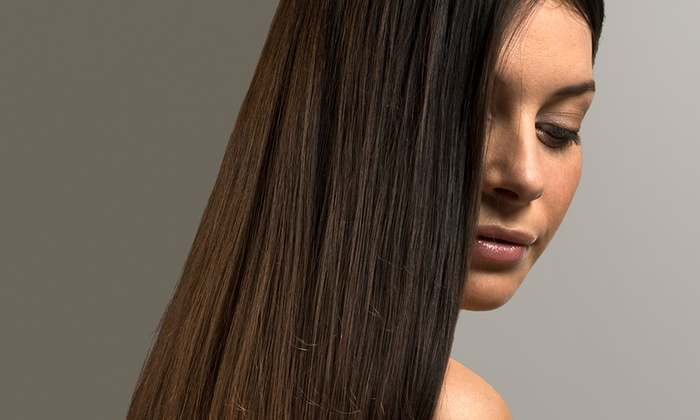 Marie Mello at Salon Divine and Spa - Solana Beach: $99 for a Brazilian Keratin Treatment from Marie Mello at Salon Divine and Spa ($200 Value)
