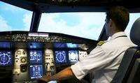 Bis zu 180 Min. Flugsimulator-Erlebnis im Airbus 320 Cockpit, opt. mit Bewegung bei EVS Flighttraining (bis 54% sparen*)