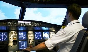 EVS FLIGHTTRAINING: Bis zu 180 Min. Flugsimulator-Erlebnis im Airbus 320 Cockpit, opt. mit Bewegung bei EVS Flighttraining (bis 54% sparen*)