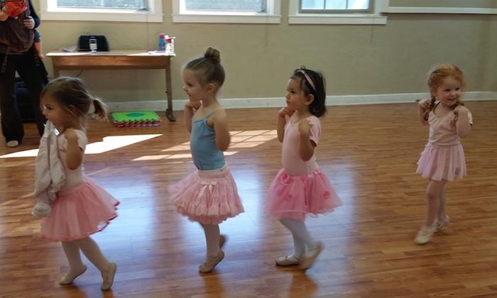Inspire Dance Santa Barbara - Hope: Four Dance Classes from Inspire Dance Santa Barbara (48% Off)