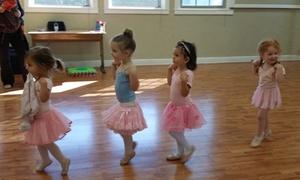 Inspire Dance Santa Barbara: Four Dance Classes from Inspire Dance Santa Barbara (48% Off)