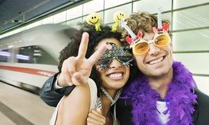 MSM Gruppe: Ticket für den Partyzug an Weiberfastnacht (08.02.18) zum Kölner Karneval inkl. Rückfahrt (42% sparen)