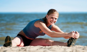 Marina Athletic Club: Four- or Six-Week Beach Boot Camp from Craig Stocker at Marina Athletic Club in Marina del Rey (Up to 81% Off)