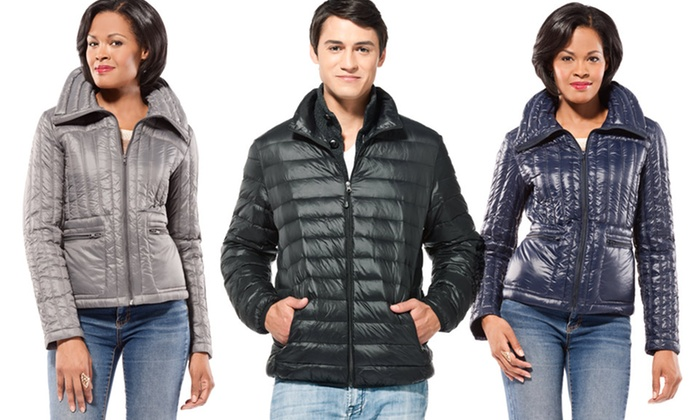 Halifax Packable Down Jackets: Men and Women's Down Jackets. Multiple Options Available. Free Shipping.