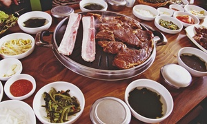 Mr. Kim Korean BBQ: $17 for $30 Worth of Food at Mr. Kim Korean BBQ