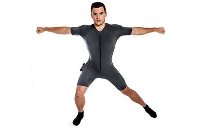 4 o 6 sesiones de electroestimulación muscular con entrenador personal desde 49,95 €