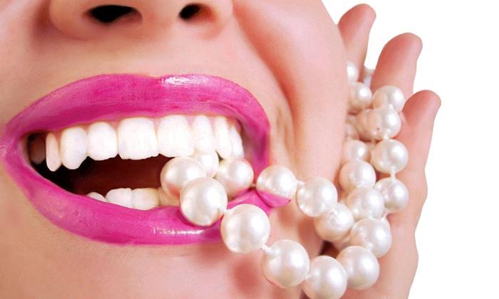 VIP Châtelain - Ixelles: Un ou deux blanchiments dentaire luxury extrême de 45 minutes dès 39 € chez VIP Sun Châtelain