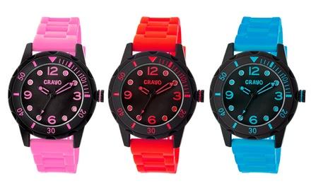 Crayo Splash Unisex Watches