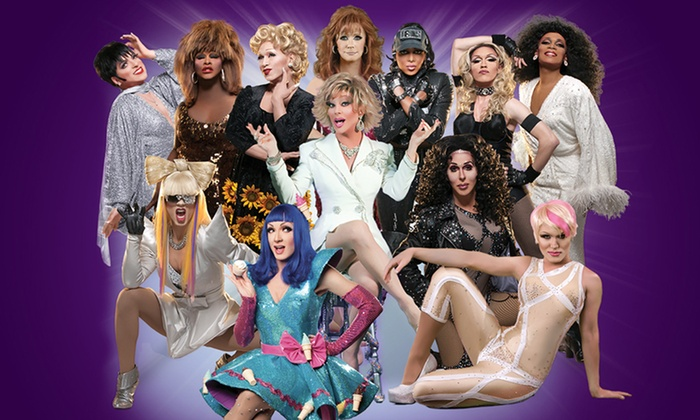 "Frank Marino's Divas - The Linq Theater: ""Frank Marino's Divas"" at The Linq Theater (Up to 58% Off)"