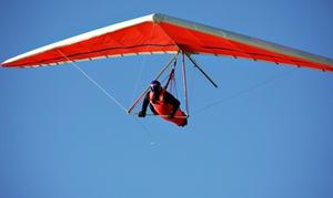 Great Lakes Hang Gliding: $149 for a Tandem Hang Gliding Experience from Great Lakes Hang Gliding ($309 value)