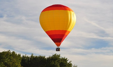 Flight for One, Two, or Four, or Private Flight for Up to Six at Cloud Chasers Balloon Rides (Up to 45% Off)