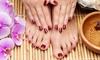 Sole D Oriente - Rivoli: Sedute con manicure, pedicure e applicazione smalto semipermanente (sconto fino a 84%)