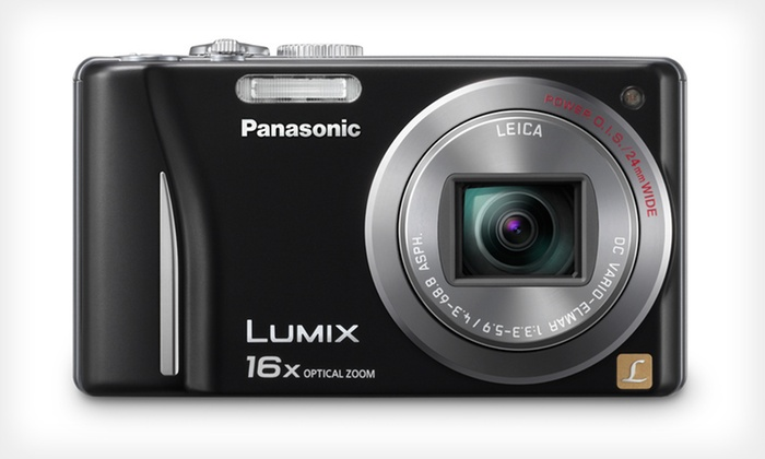 Panasonic LUMIX 14MP Camera with 16x Optical Zoom: $149 for a Panasonic Lumix 14.1-Megapixel Digital Camera ($229.99 List Price). Free Shipping and Free Returns.