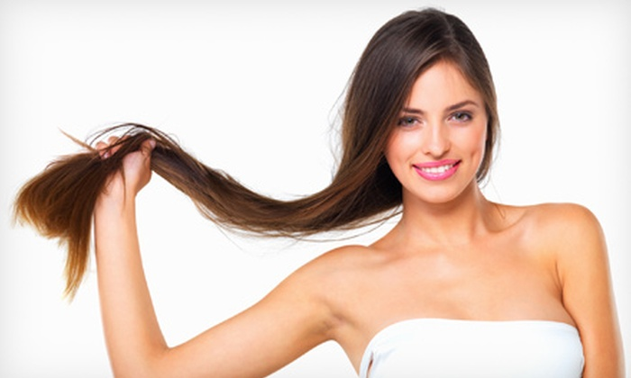 Jacki at Imperial Styles Hair Salon - Midlothian: $83 for $150 Worth of Keratin Treatments from Jacki at Imperial Styles Hair Salon