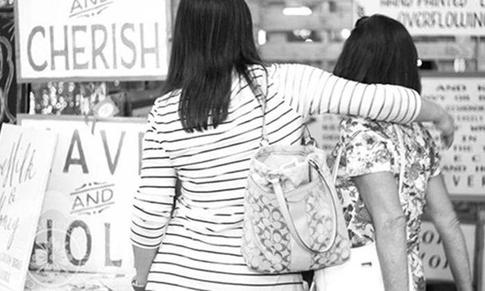Vintage Market Days - Dallas/McKinney - Myers Park & Event Center McKinney: $10 for Two Days at Vintage Market Days for Two on Friday, May 8, and Saturday, May 9 ($20 Value)