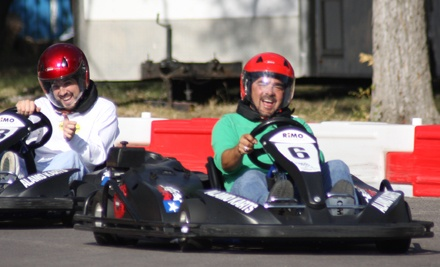 Three Go-Kart Races for One, Two, or Four at Alamo Karts (Up to 71% Off)
