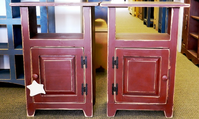 Mary's Country Closet - Colonie: $50 for $100 Worth of Handmade Furniture at Mary's Country Closet