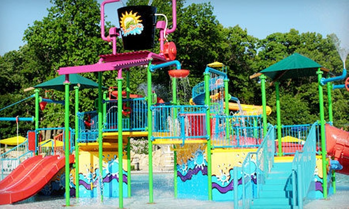 Turtle Splash Water Park - Turtle Splash Water Park: Summer Outing for Two or Four at Turtle Splash Water Park in West Chicago (Up to 50% Off)