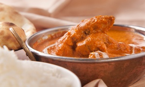 Tides Kitchen: 3-Course Meal + Drink: 2 ($49) or 6 ($130), or Takeaway Curry: 2 ($24) or 4 Ppl ($48), Tides Kitchen (Up to $210 Value)