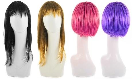 Pelucas de colores para mujer