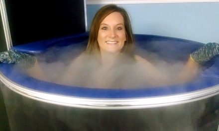 One, Three, or Five Cryotherapy Sessions at Cryo Centers of America (Up to 67% Off)
