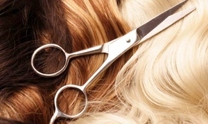 Hair by Chelsi: A Women's Haircut with Shampoo and Style from Hair by Chelsi (56% Off)