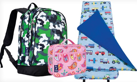 $30 for $60 Worth of Kids' Backpacks, Sleeping Bags, and Other Accessories from Wildkin
