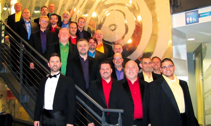 "Triad Pride Men's Chorus Presents ""Naughty and Nice"" - Multiple Locations: Triad Pride Men's Chorus Presents ""Naughty and Nice"" on December 6 or 13 (Up to 40% Off)"